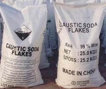 NaOH – Cautic soda Flakes 45%
