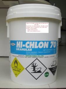 Clorin (CaOCl2)