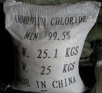 NH4Cl – Ammonium Chloride – Muối Lạnh