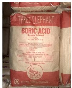 H3BO3 – Acid Boric