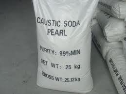 NaOH – Cautic soda Flakes 99% (Xút hạt)